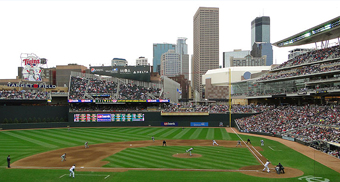 Target Field Minneapolis Car Service