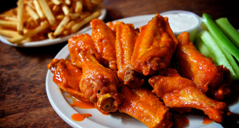 Runyon's Best Wings in Minneapolis Minnesota